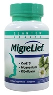Quantum Health - Migrelief - 60 Tablets by Quantum Health