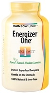 Image of Rainbow Light - Energizer One Multivitamin - 90 Tablets