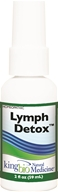 King Bio - Homeopathic Natural Medicine Lymph Detox - 2 oz.