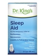 King Bio - Homeopathic Natural Medicine Sleep Aid - 2 oz.