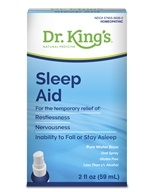 King Bio - Homeopathic Natural Medicine Sleep Aid - 2 oz., from category: Homeopathy
