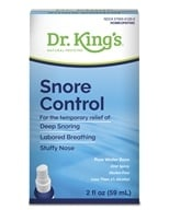 King Bio - Homeopathic Natural Medicine Snore Control - 2 oz.