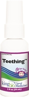 King Bio - Homeopathic Natural Medicine Teething For Kids - 2 oz. - $15.49