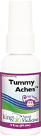 King Bio - Homeopathic Natural Medicine Tummy Aches For Kids - 2 oz. (357955514626)