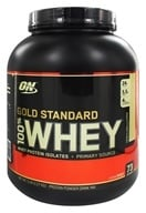 Optimum Nutrition - 100% Whey Gold Standard Protein French Vanilla Creme - 5 lbs. by Optimum Nutrition