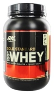 Optimum Nutrition - 100% Whey Gold Standard Protein French Vanilla Creme - 2 lbs., from category: Sports Nutrition