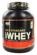 Optimum Nutrition - 100% Whey Gold Standard Protein Extreme Milk Chocolate - 5 lbs., from category: Sports Nutrition