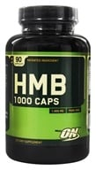 Optimum Nutrition - HMB 1000 Caps 1000 mg. - 90 Capsules, from category: Sports Nutrition