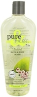 Pure & Basic - Natural Bath & Body Wash Passionate Pear - 12 oz.