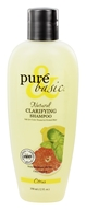 Pure & Basic - Natural Shampoo Clarifying Citrus - 12 oz. - $5.59