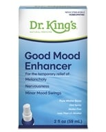 King Bio - Homeopathic Natural Medicine Good Mood Enhancer - 2 oz. (357955515029)