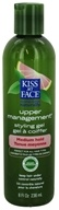 Kiss My Face - Styling Gel Upper Management Medium Hold - 8 oz. LUCKY DEAL