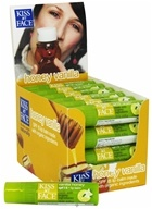 Kiss My Face - Organic Lip Balm Vanilla Honey 15 SPF - 0.15 oz. LUCKY DEAL (028367834243)