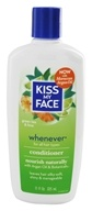 Image of Kiss My Face - Conditioner Whenever Everyday Use Green Tea & Lime - 11 oz.