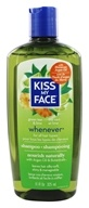 Kiss My Face - Shampoo Whenever Everyday Use Green Tea & Lime - 11 oz. (028367831679)
