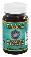 Klamath - Blue Green Algae Superfood 400 mg. - 60 Tablets