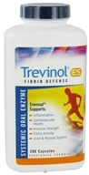 Landis Revin Nutraceuticals - Trevinol ES Fibrin Defense Systemic Oral Enzyme - 300 Capsules