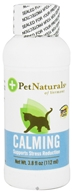 Pet Naturals of Vermont - Calming Support for Cats - 4 oz. CLEARANCE PRICED (026664950642)