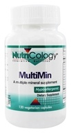 Nutricology - Multi-Min - 120 Vegetarian Capsules, from category: Vitamins & Minerals