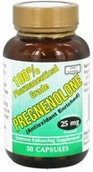 Only Natural - Pregnenolone Antioxidant Enriched 25 mg. - 50 Capsules