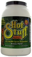 Hot Stuff Nutritionals - Super X Hot Stuff Anabolic Activator Banana Flavor - 3.22 lbs.