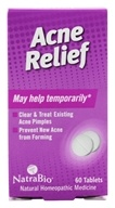 Acne Relief - 60 Tablets