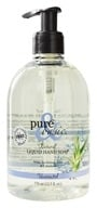 Pure & Basic - Natural Liquid Hand Soap Unscented - 12.5 oz., from category: Personal Care