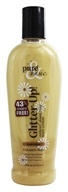 Pure & Basic - Glitter-Up! Natural Shimmering Body Lotion Gold - 6.3 oz.