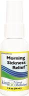 King Bio - Homeopathic Natural Medicine Morning Sickness - 2 oz.