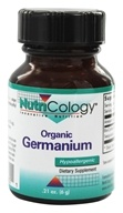 Nutricology - Organic Germanium Powder - 6 Grams, from category: Nutritional Supplements