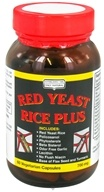 Only Natural - Red Yeast Rice Plus 700 mg. - 60 Vegetarian Capsules