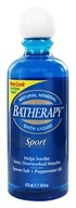 Queen Helene - Batherapy Liquid Natural Mineral Bath Sport - 16 oz.
