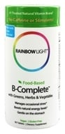 Image of Rainbow Light - Food-Based B-Complete - 90 Tablets
