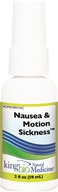 Image of King Bio - Homeopathic Natural Medicine Nausea & Motion Sickness - 2 oz.