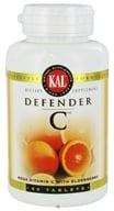 Image of Kal - Defender C - 60 Tablets