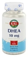 Kal - DHEA 10 mg. - 60 Tablets - $5