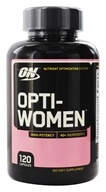 Optimum Nutrition - Opti-Women Women's Multiple - 120 Capsules - $17.95