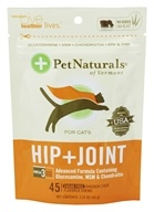 Image of Pet Naturals of Vermont - Hip & Joint for Cats Soft Chews - 45 Chewables