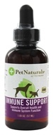 Image of Pet Naturals of Vermont - Immune Support for Dogs Supports Overall Health & Immune System Function - 1.93 oz.