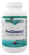 Image of Nutricology - ProGreens - 180 Vegetarian Capsules