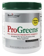 Nutricology - ProGreens Powder - 9.27 oz. (713947515406)
