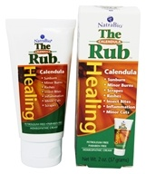 NatraBio - Calendula Rub - 2 oz., from category: Homeopathy
