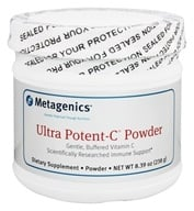 Metagenics - Ultra Potent-C Powder - 8 oz. (755571030627)