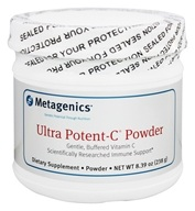 Metagenics - Ultra Potent-C Powder - 8 oz. - $39.50