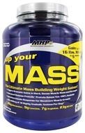 MHP - Up Your MASS Cookies N' Cream - 5 lbs., from category: Sports Nutrition
