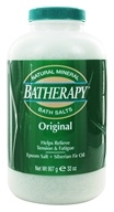 Queen Helene - Batherapy Mineral Bath Salts Original - 2 lbs., from category: Personal Care