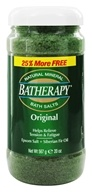 Queen Helene - Batherapy Mineral Bath Salts Original - 20 oz. (079896668762)