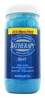 Image of Queen Helene - Batherapy Mineral Bath Salts Sport - 16 oz.