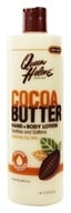 Queen Helene - Hand and Body Lotion Cocoa Butter - 16 oz.