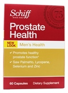 Schiff - Prostate Health - 60 Tablets, from category: Nutritional Supplements